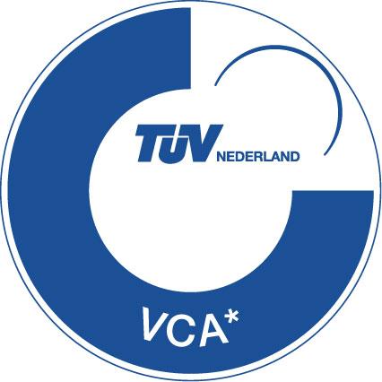 TUV VCA Nederland logo